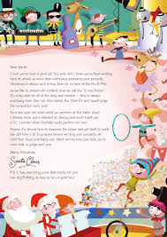 Share The Magic Of Christmas With An Nspcc Letter From Santa