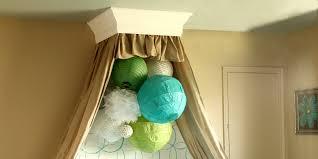 Remodelaholic | Simple Bed Crown Cornice Tutorial