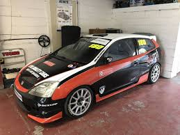 Racecarsdirect.com - *DEPOSIT TAKEN* Honda Civic Ep3 Type R Race car