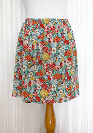 Simple Skirt Pattern With Elastic Waist Amazing Decoration