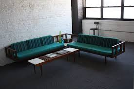 Danish Modern Mid Century Modern Sectional Daybed Sofa Flickr