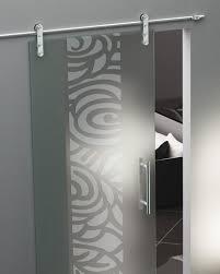 decorative glass door design idea sliding glass cabinet doors repair hollow core door