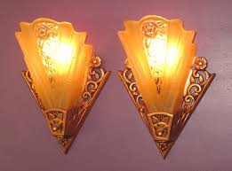 12 photos gallery of popular art deco wall sconce