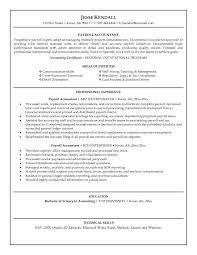 Recommended Resume Format 16732 | Ifest.info