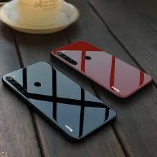 Designer Note 8 Case Vaku Xiaomi Redmi Note 8 Radium Glow Light Illuminated Redmi Logo 3d Designer Case Back Cover