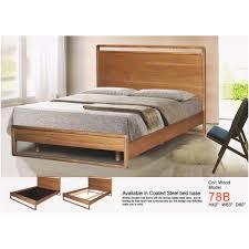 wooden bed furniture design. Simple Design Wood Furniture Design Bed Hommage Wooden With Steel Base Beds  U0026amp Mattresses On Wooden Bed Furniture Design