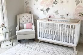 Baby Room For Girl Custom Design
