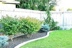 cheap garden edging. Cheap Garden Edging Fence Border Landscaping Ideas With Shrubs Picket Uk