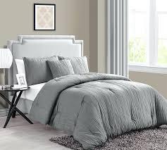 grey bed sets crinkle king comforter set grey grey bed sets next