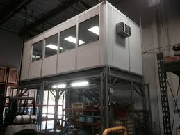 office mezzanine. Modular Office With Mezzanine Supervisor\u0027s R
