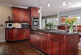 cherry kitchen cabinets black granite. black granite countertops with cherry cabinets roselawnlutheran kitchen i