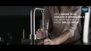 Led Grohe Amazing Touchless Faucet Kitchen Glacier Bay