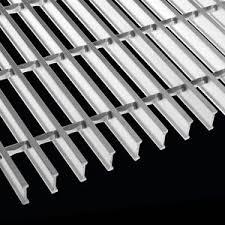 Grating Size Chart Bar Grating Mcnichols