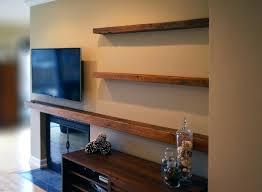 furniture floating shelves light oak white high gloss nightstand display wire hook grey black wall led led floating shelves