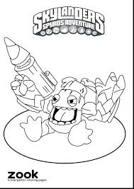 Coloring Pages Toddlers 9 Kindergarten Printable Sheet Free