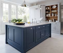 painted kitchensKitchen Trend Watch Painted Cabinets and Brass Hardware  Ms