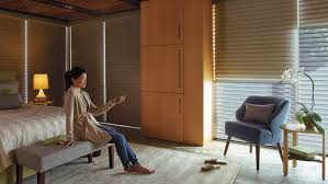 motorized window blinds. motorized window treatments blinds l