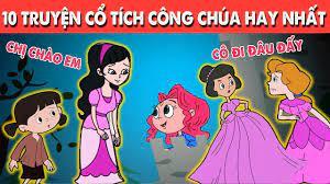 10 TRUYỆN CỔ TÍCH CÔNG CHÚA HAY NHẤT | Truyện cổ tích Việt Nam | Phim hoạt  hình | Phim hoạt hình, Hoạt hình, Truyện cổ tích