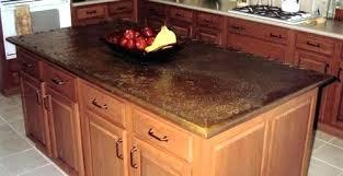 copper countertops diy incomparable diy copper countertops patina