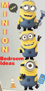 Minion Wallpaper For Bedroom 17 Best Ideas About Minion Bedroom On Pinterest Minions Bedroom
