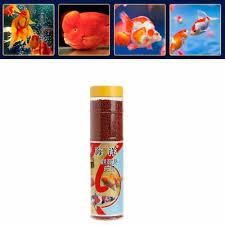 130g <b>Fish Forage Aquarium Fish Tank</b> Food Protein Goldfish <b>Fodder</b> ...