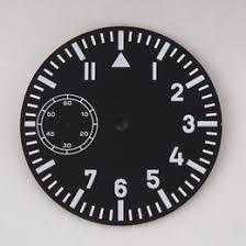 luminous dial mens watches online luminous dial mens watches for shipping watch dial 38 9mm black dial blue luminous fit eta 6497 seagull movement mens watch watch accessories