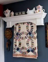 Quilt Holders for the Wall | Items similar to Wall-hanging Quilt ... & Handmade Classic Wooden Quilt Shelf Rack Hanger by TheCrabin Adamdwight.com