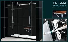 dreamline tub door enigma sliding shower door dreamline enigma x tub door reviews