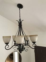 chandelier ceiling light fixture entryway dining room for in auburn wa offerup