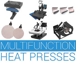 Image result for Multifunction Heat Press Machine