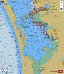 Continuation Of San Diego Bay Marine Chart Us18773_p1921