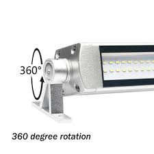 Machine Tool Lighting Us 53 6 Factory Outlet 28w 220vac Waterproof Led Panel Light Cnc Machine Tools Lighting All Aluminum Shell Anti Oil Explosion Proof Ip67 In