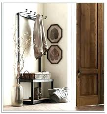 Metal Entryway Bench With Coat Rack Adorable Casual Entry Way Bench With Storage T32 Entry Way Storage Bench