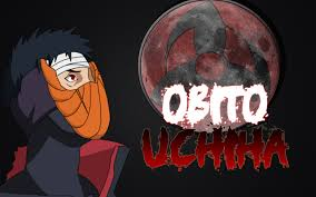 Anime Naruto obito Uchiha Uchiha Clan ...