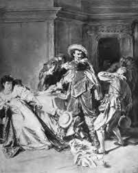 shakespeare s the taming of the shrew plot summary petruchio s violence act 4 scene 1 from stories of shakespeare s comedies by helene