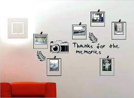 dry erase wall calendar decorative decal best of picture frame decals choice image craft decoration ideas
