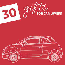 30 Gifts for Car Lovers and Enthusiasts