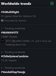 Mamavote Trending Worldwide As Fans Participate In Voting