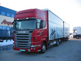 curtainsider truck scania 420 euro 5 picture 1