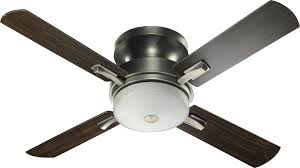 commercial hugger ceiling fans with led lights modern ceiling