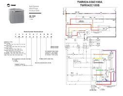 trane xr13 wiring diagram trane xl16i wiring diagram \u2022 wiring adjustable thermostat for electric cooling fans at Fan Thermostat Wiring Diagram