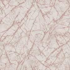 334924 fine decor metallic marble rose gold wallpaper
