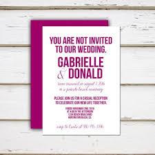 words invitation wedding invitation wording that wont make you barf offbeat bride