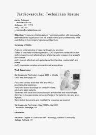Cardiovascular Technician Cover Letter Discipline Essay
