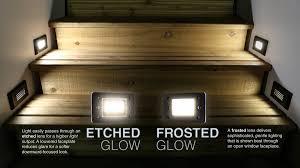 deck accent lighting. 120V LED Step Lights - Window Rectangular Accent Light With Faceplate 35 Lumens Deck Lighting