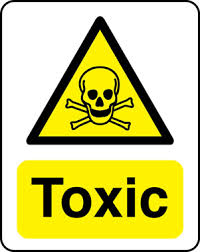Toxic Sign Stocksigns