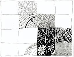 Zentangle Patterns Awesome Decorating Ideas