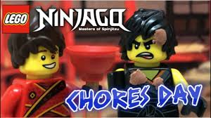 Lego Ninjago: GAME OF MASKS (Recreation) Episode 81 - YouTube