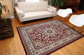 generations oriental traditional isfahan persian area rug