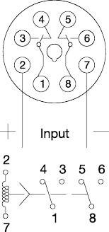 8 pin relay diagram images reverse search 11 Pin Relay Schematic Diagram 11 Pin Relay Schematic Diagram #82 11 pin relay wiring diagram